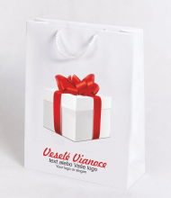 Christmas bag Kraft Premium 1