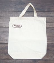 Cotton bag with a bottom, 140 g/m2 grammage, print via Pantone screen printing