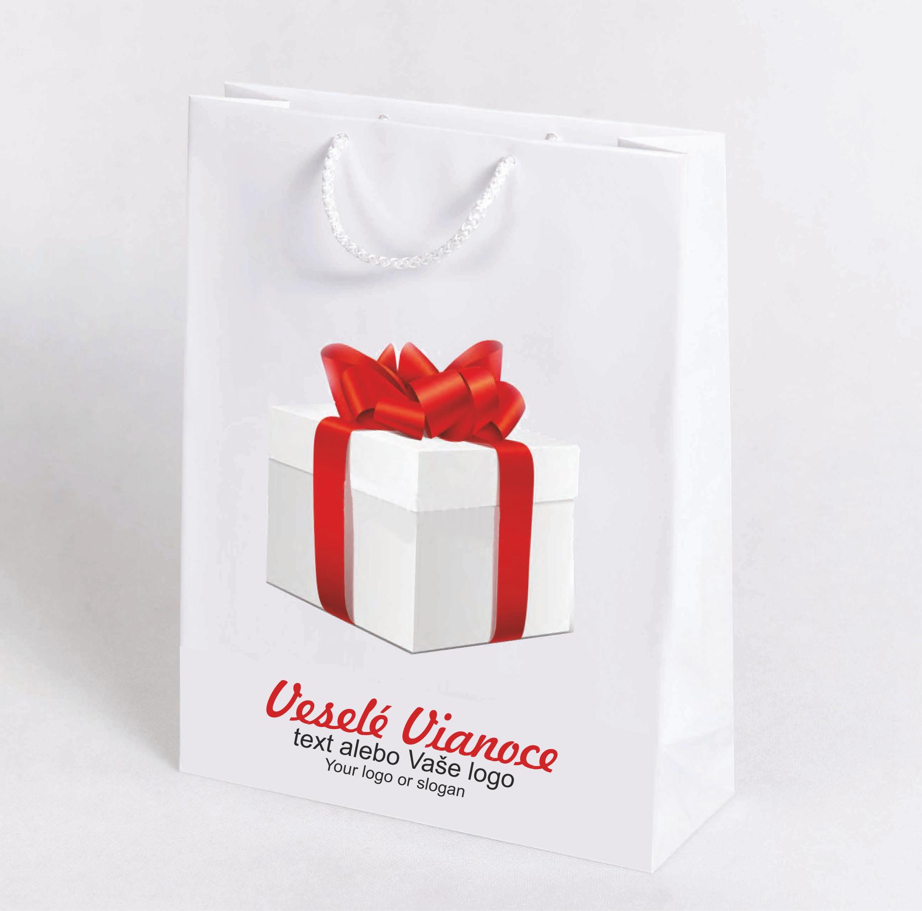 Ecological Christmas bags - Ekologické Tašky